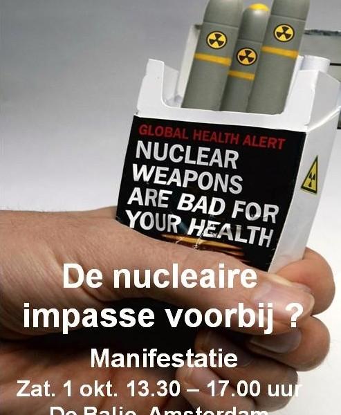 De nucleaire poster def